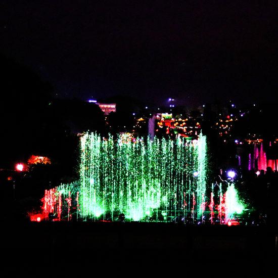 Musical Fountain, Brindavan Gardens