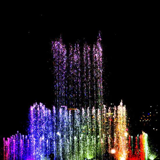 Pomp & Show - Musical Fountain