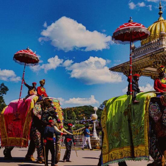Mysore dasara -Jambu Savari