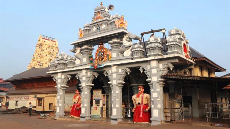 Udupi Srikrishna temple, Udupi