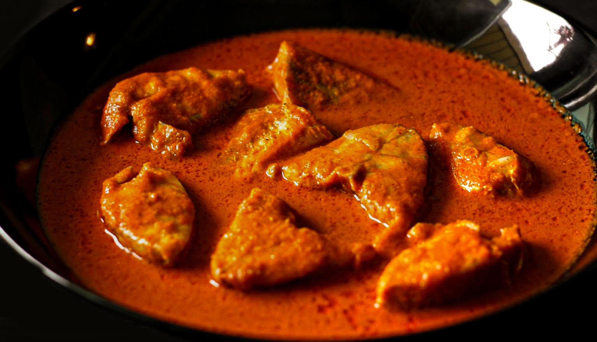 Mangalore fish curry