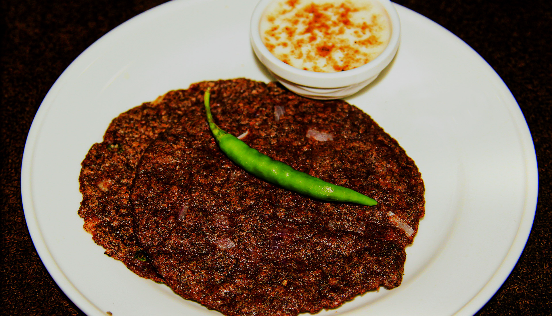 Ragi Rotti South Karnataka