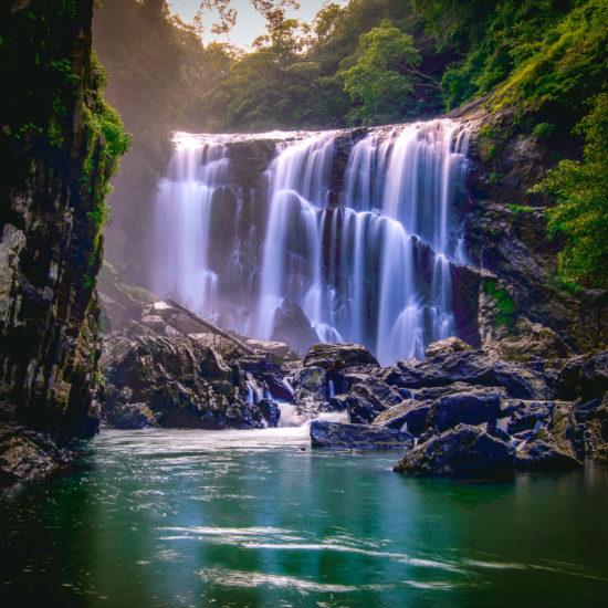 Sathodi Falls near Yellapura