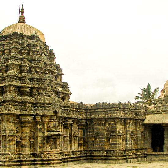 Amrtesvara Temple Annigeri Dharwad