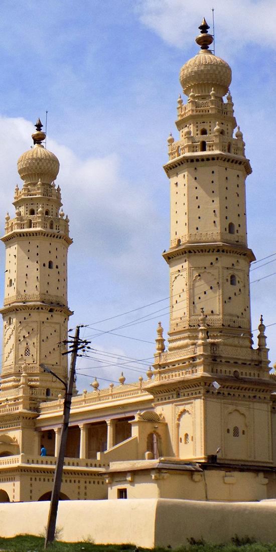 Bangalore-Srirangapatna-Jama-Masjid
