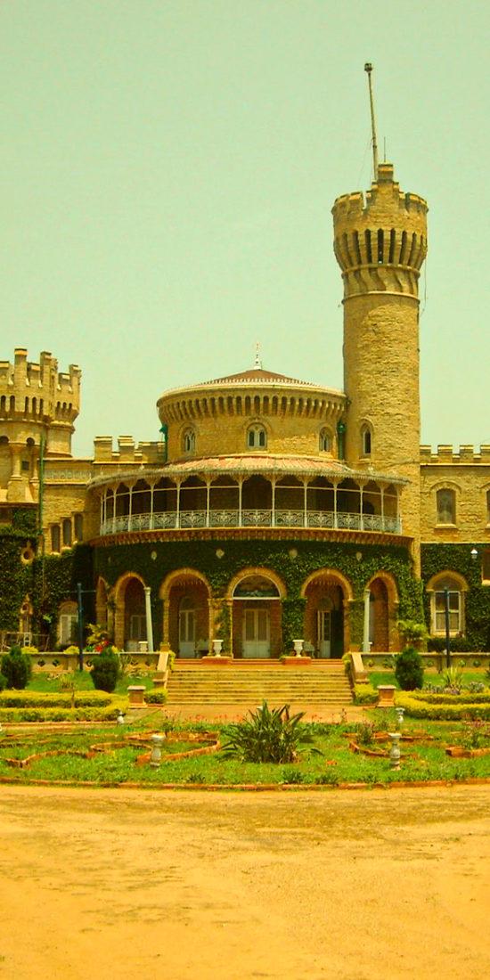 bangalore palace_portrait