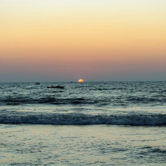 Sunset in Udupi
