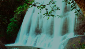 Chelavara Falls_Coorg