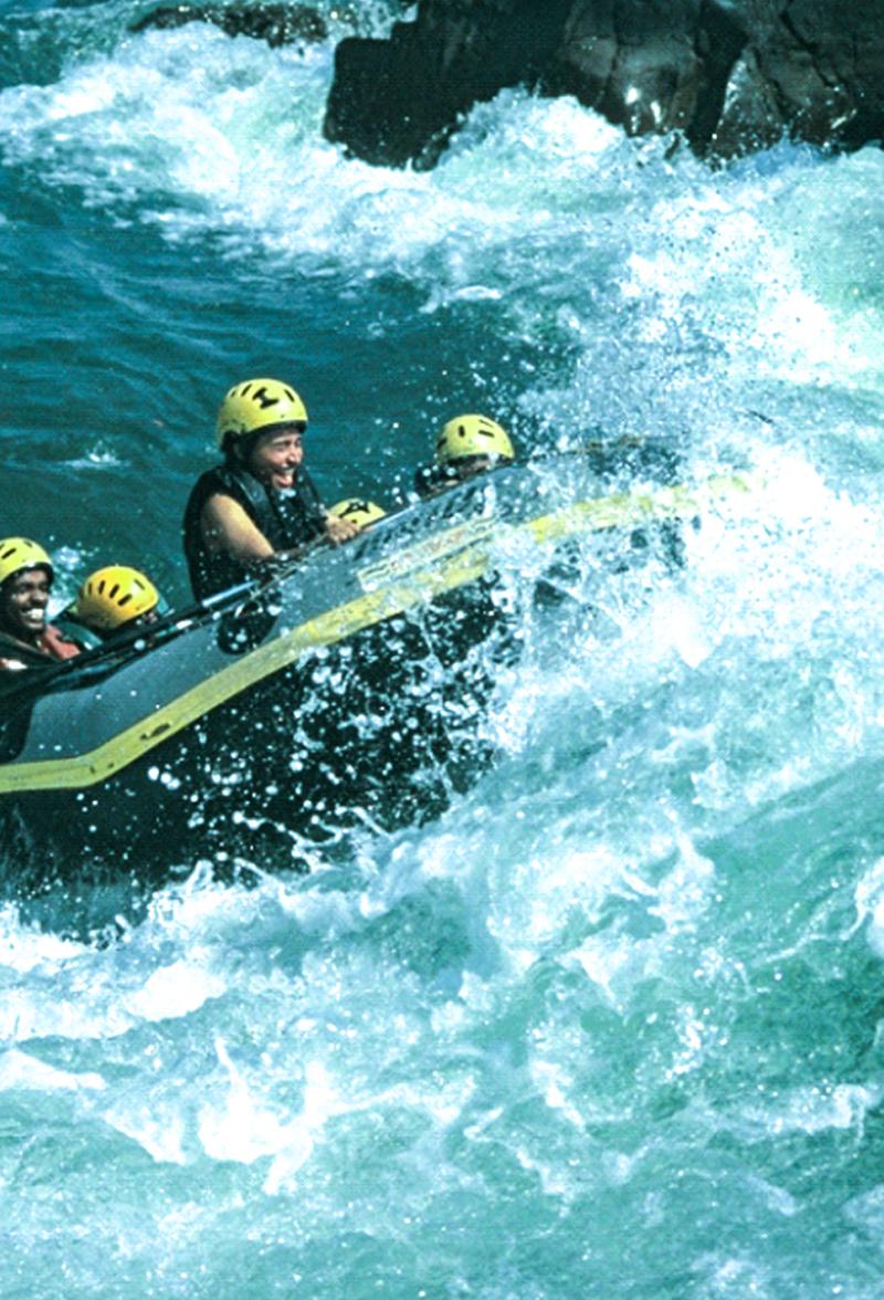 Dandeli White Water Rafting