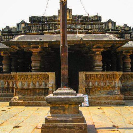 Harihareshwar temple, Davanagere