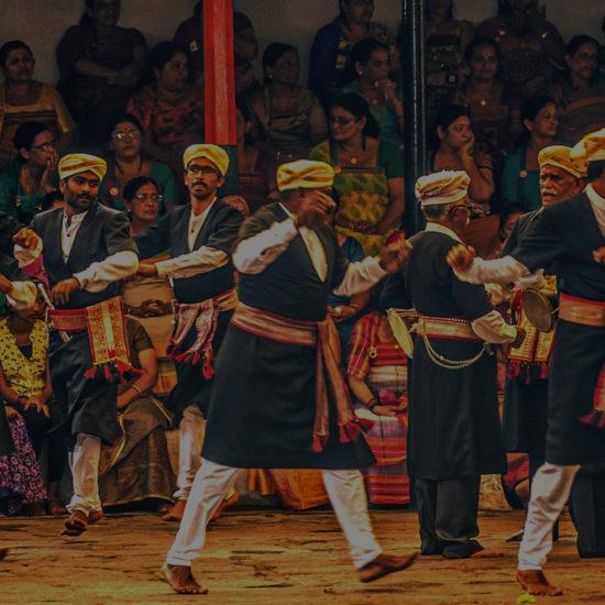 Huttari Festival Kodava
