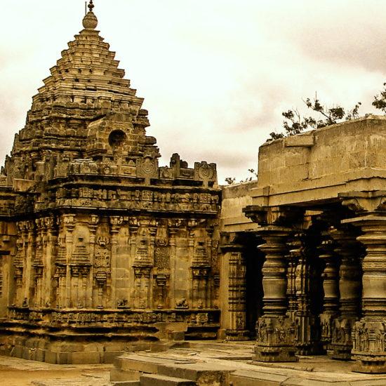 Temple in Koppal
