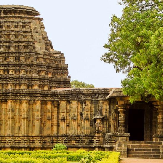 Mahadeva Temple, Koppal