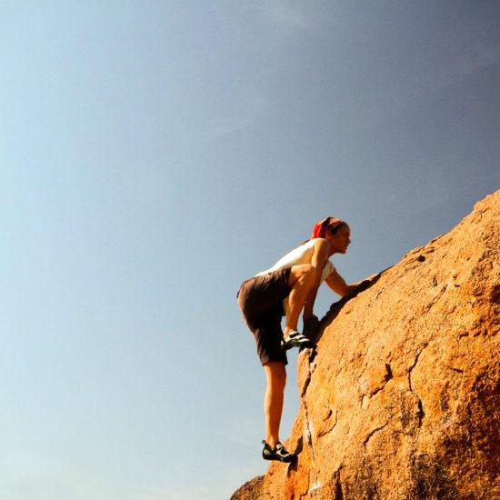 Rock Climbing at Ramanagara