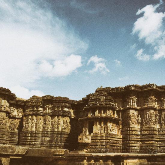 Hoysaleshwara Temple, Halebeedu