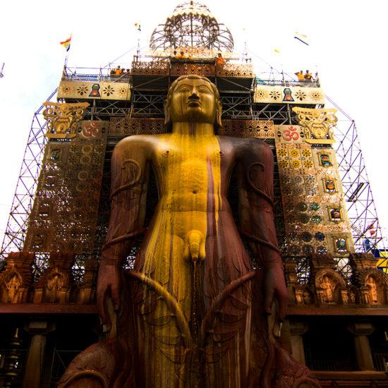 ShravanaBelagola MahaMastakabhisheka