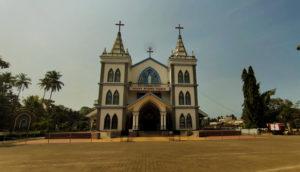 Mount-Rosary-Church,Udupi