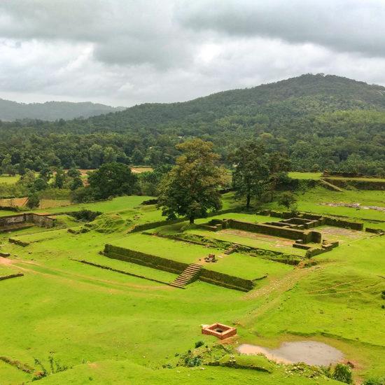 Nagara Fort, Shivamogga