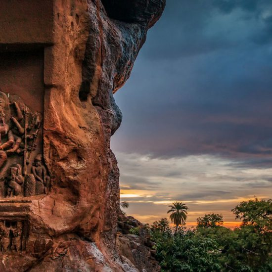 Nataraja - Badami Cave no 1