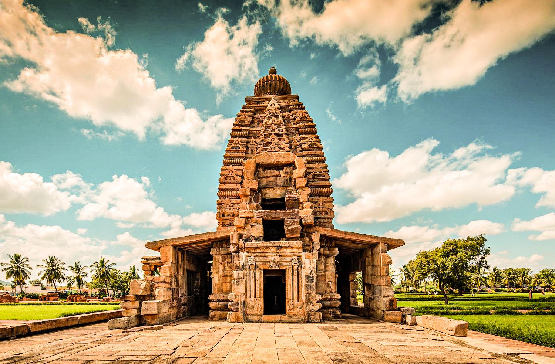 Galaganatha Temple - Pattadakal