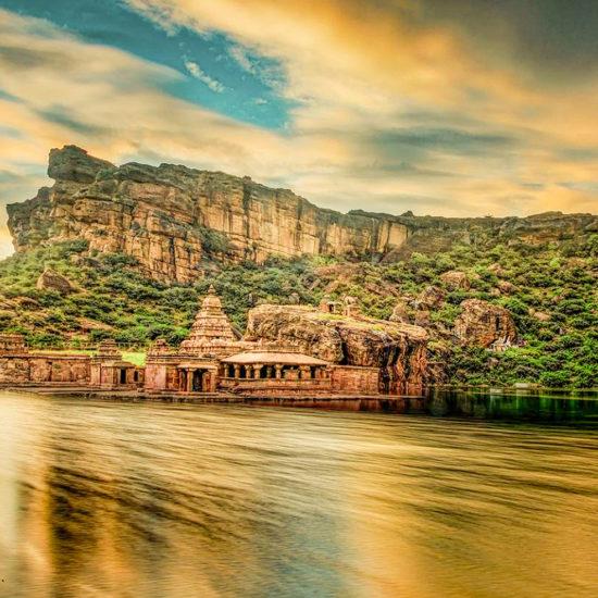 Bhootanatha Temple - Badami