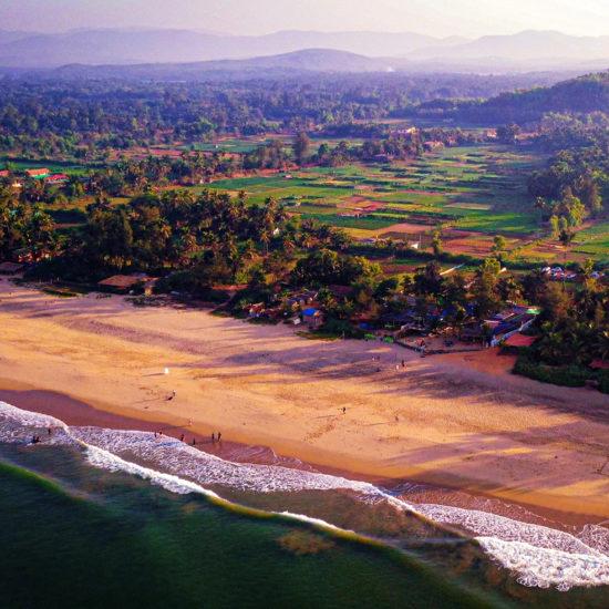 Beaches of Uttara Kannada