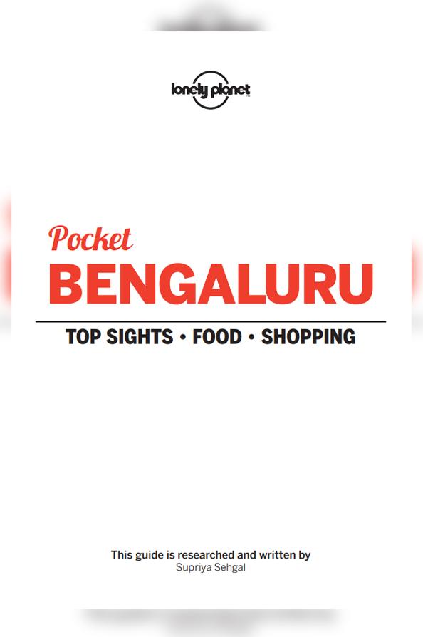 Pocket Bengaluru