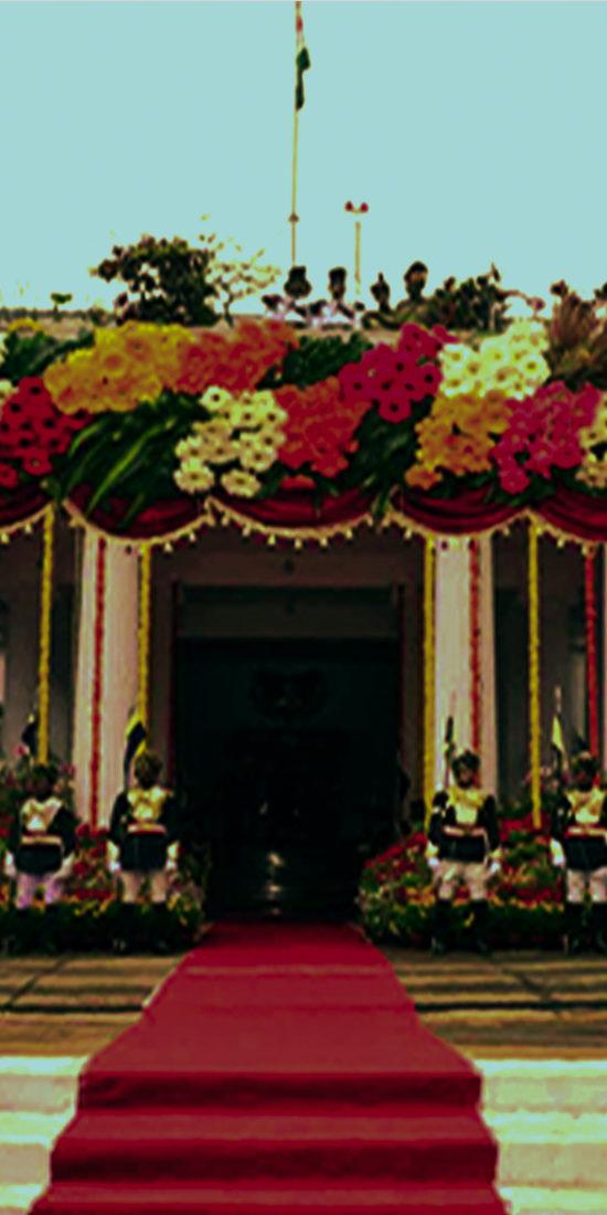 Raj Bhavan-Bangalore