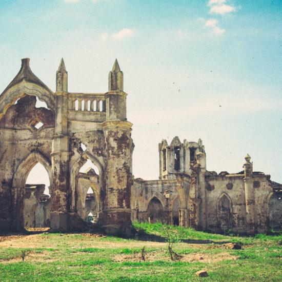 Settihalli Church