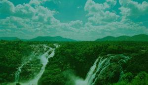 Shivanasamudra_Falls
