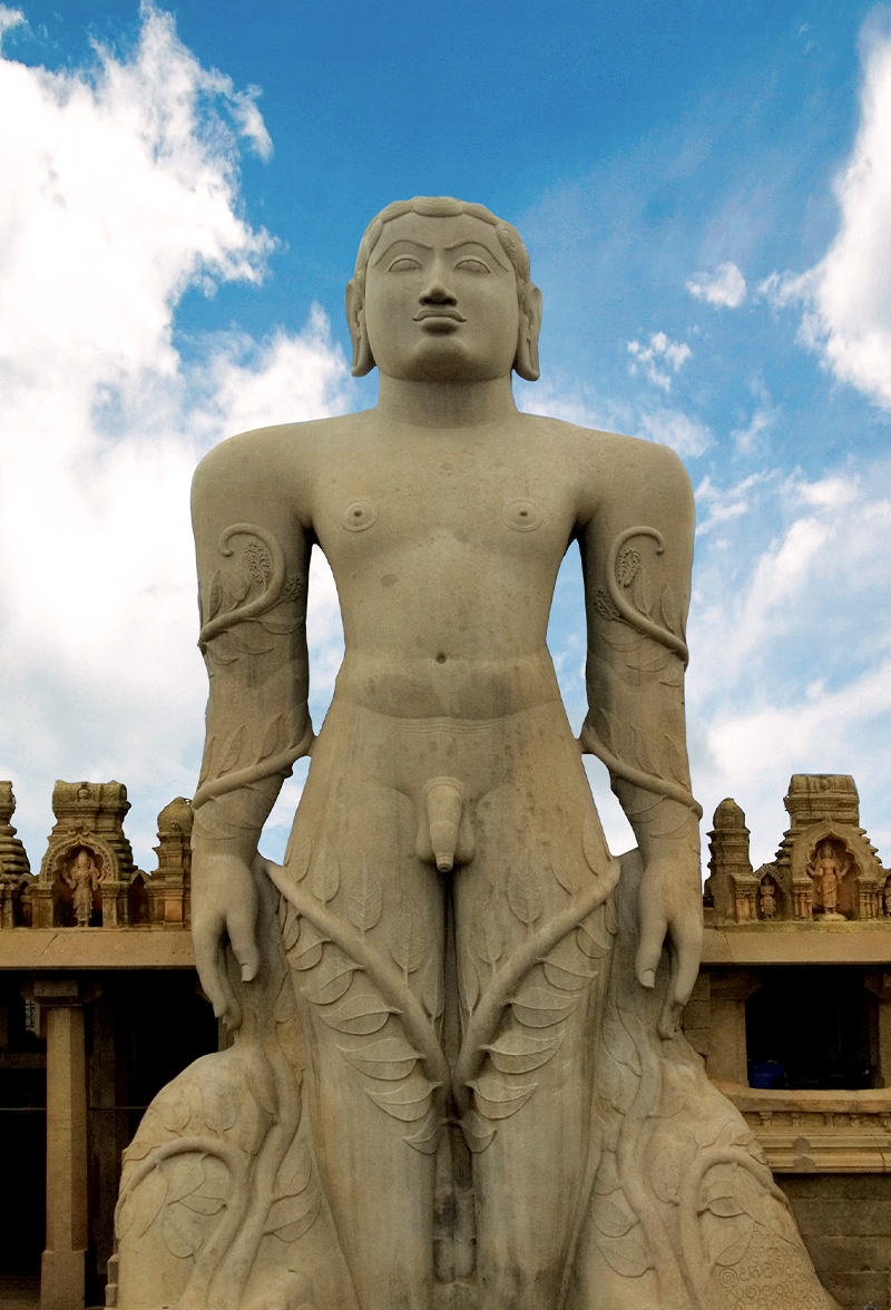 Shravanabelagola bahubali