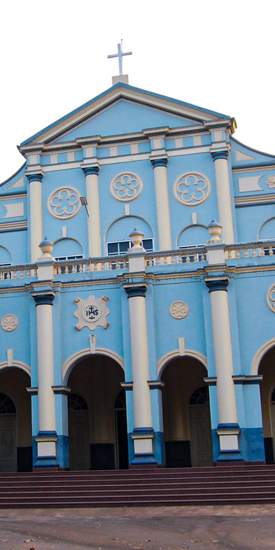 St-Aloysius-Chapel