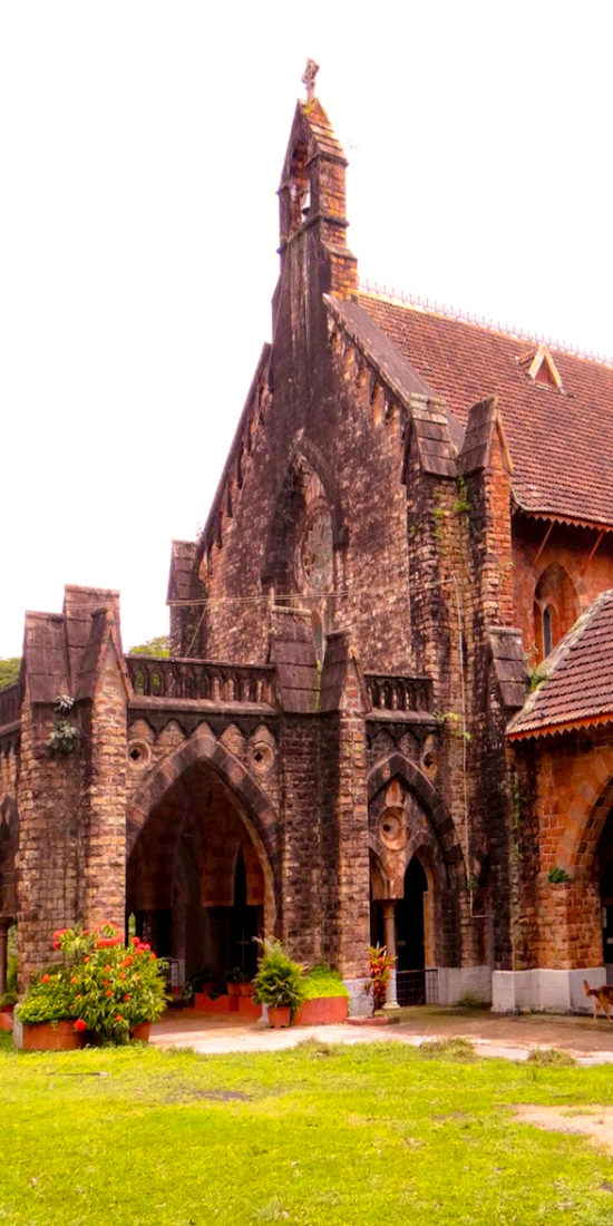 St Mary's Church-belgaum