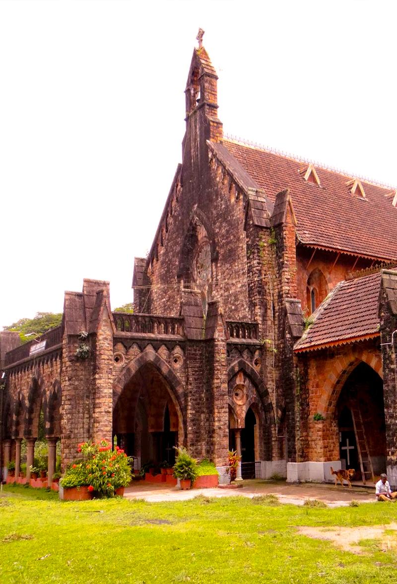 St Mary's Church belgaum