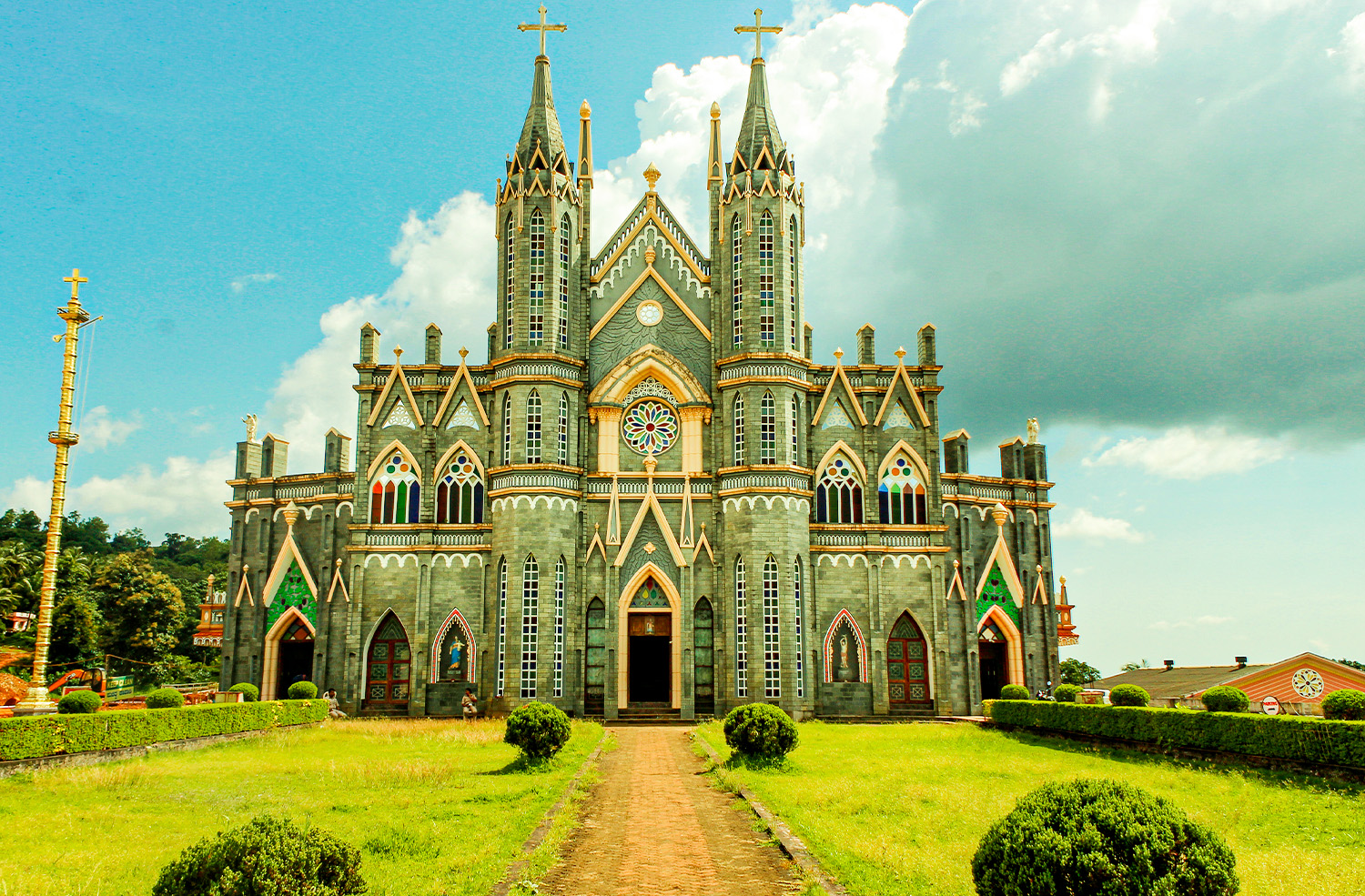 St.Lawrence Cathedral Karkala