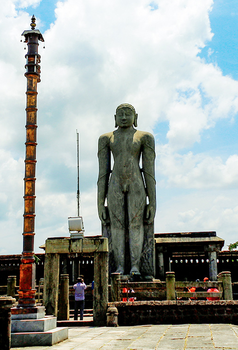Udupi Bahubali Statue_Venur