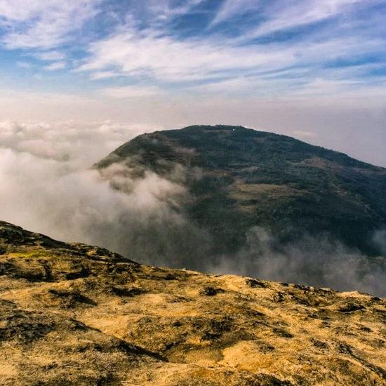 Nandi Hills chikballapura