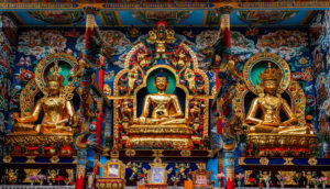 The Golden Temple Coorg