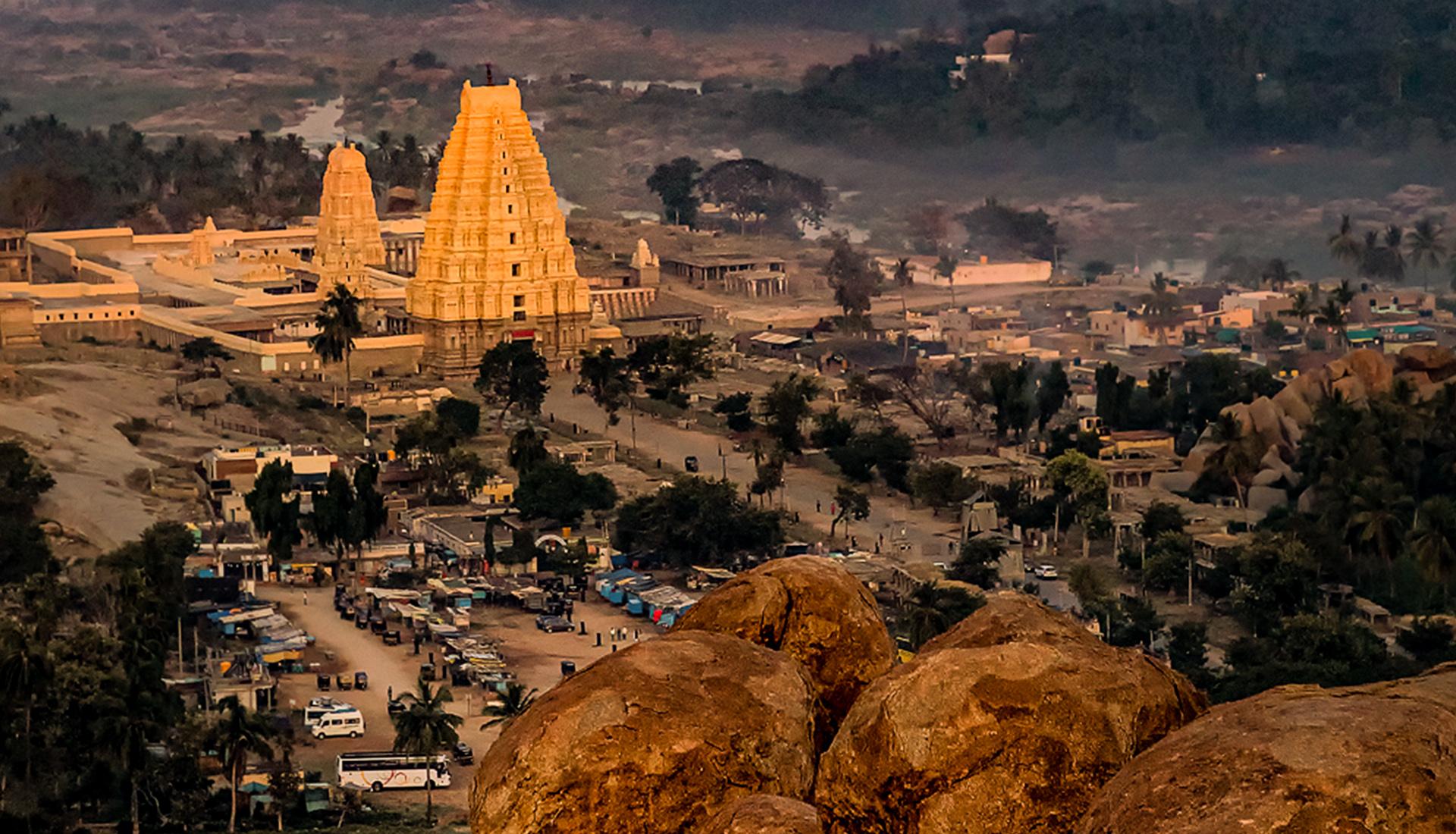 Hampi Virupakshi Temple
