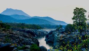 Hogenakkal Waterfalls Chamarajanagara