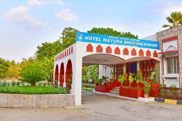 hotel mayura bhuvaneshwari
