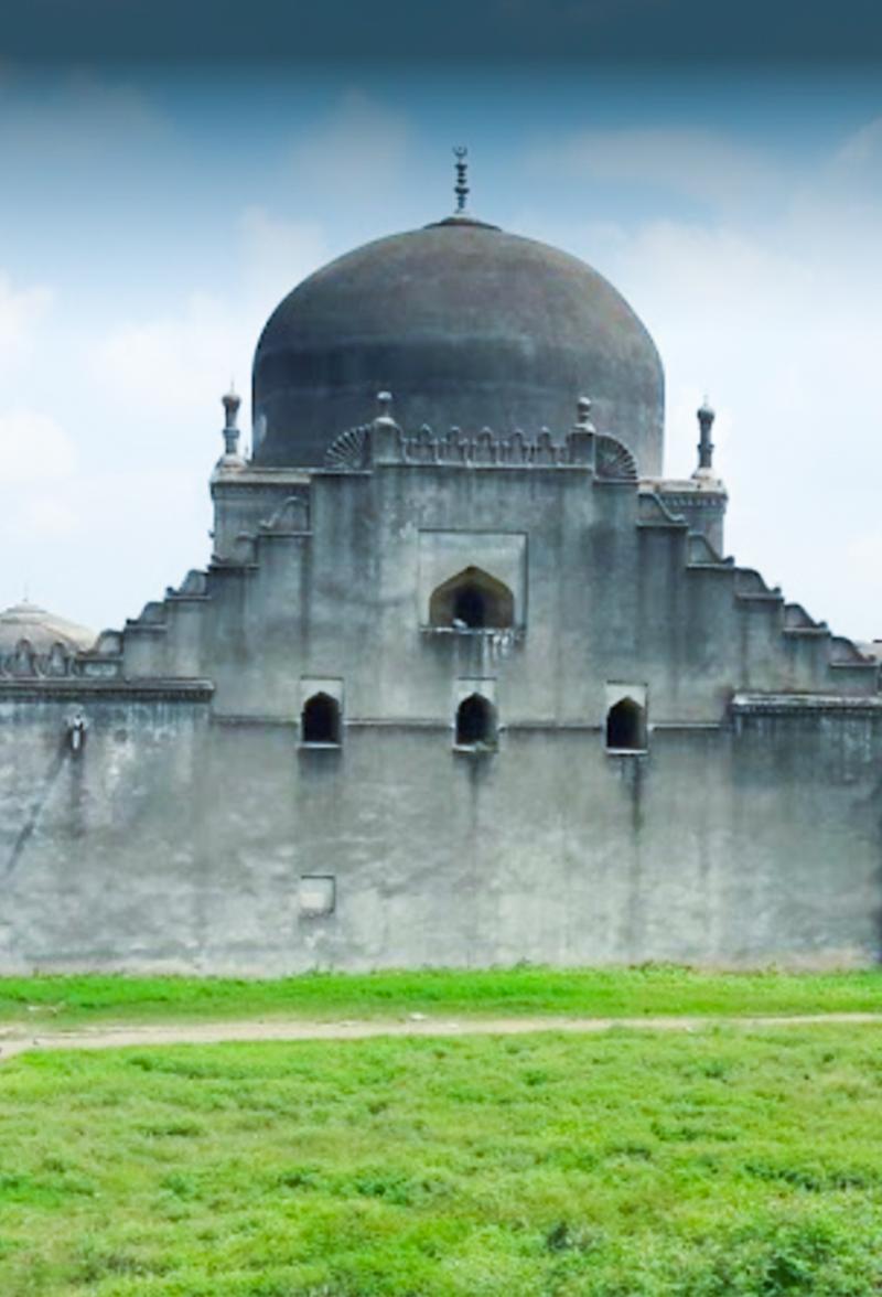 Jama Masjid Gulbarga