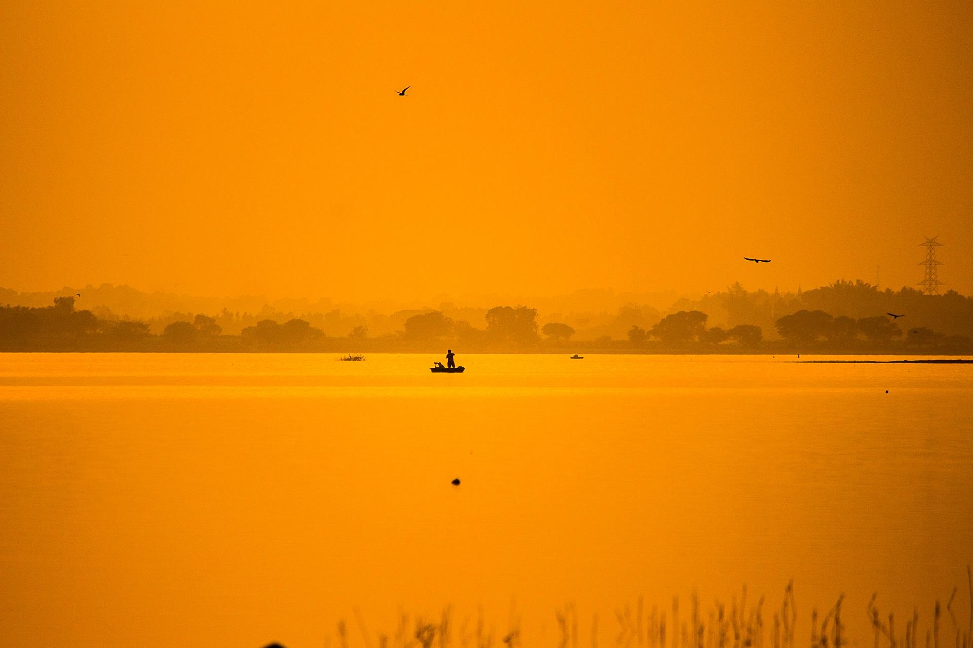 KRS backwaters