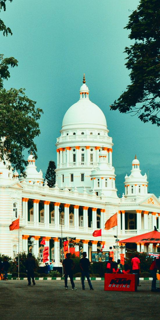 Lalitha Mahal Palace mysore.