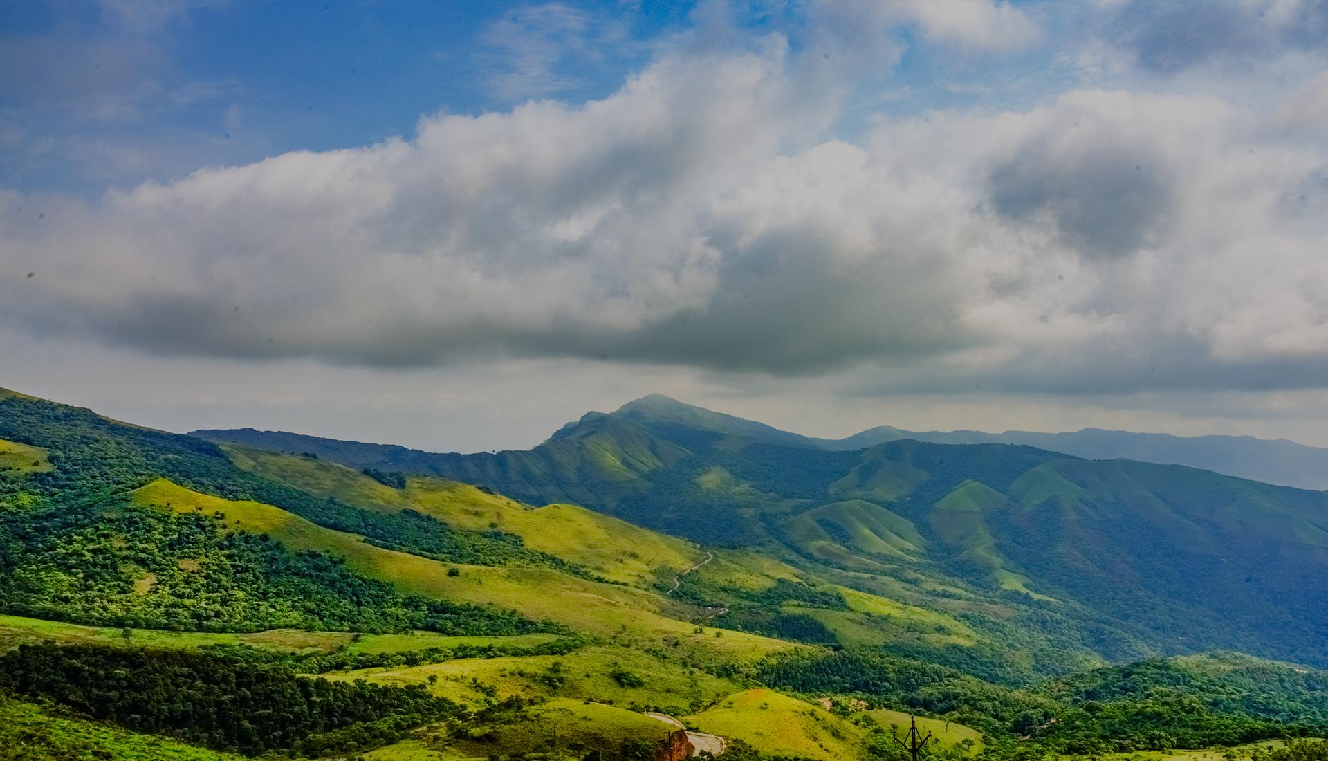Mullayyanagiri peak Chikkamagaluru