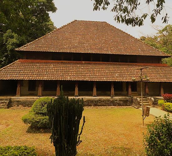 Nalkunadu Palace