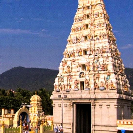 Chamarajanagara Temple