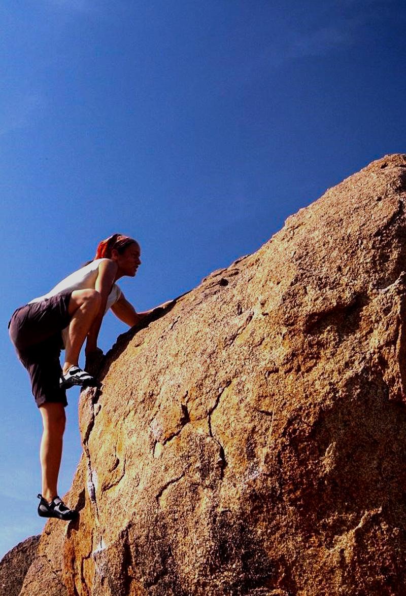 Ramanagara Rock Climbing