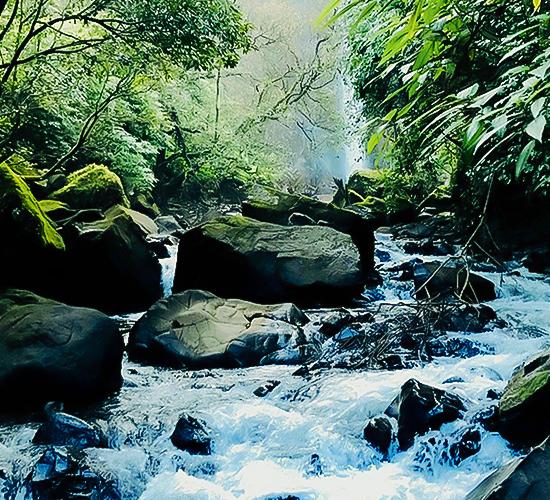 Sada Falls Trek