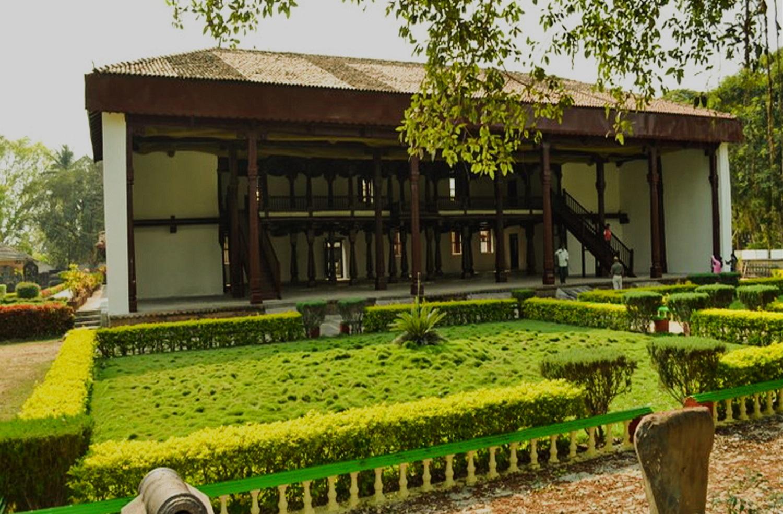 shivappanayaka palace